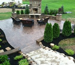 Retaining Walls Rochester Ny Fire Pits Outdoor Fireplace Webster Outdoor Living Spaces Ideas